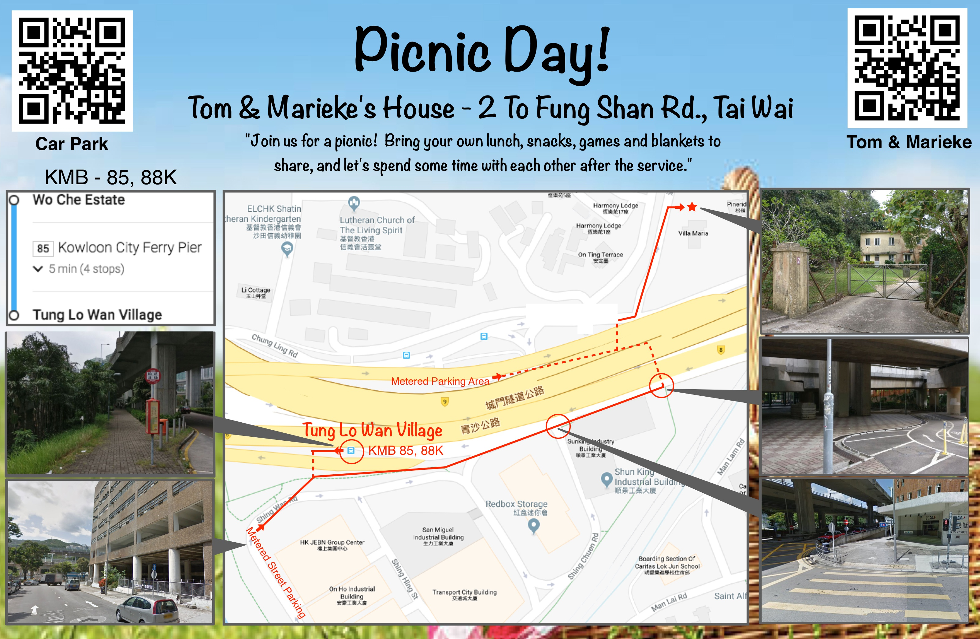 Easter Picnic Shatin Church - Easter-us-map