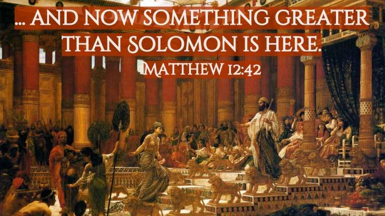Niels van de Kasteele – Wise Up! Greater than Solomon
