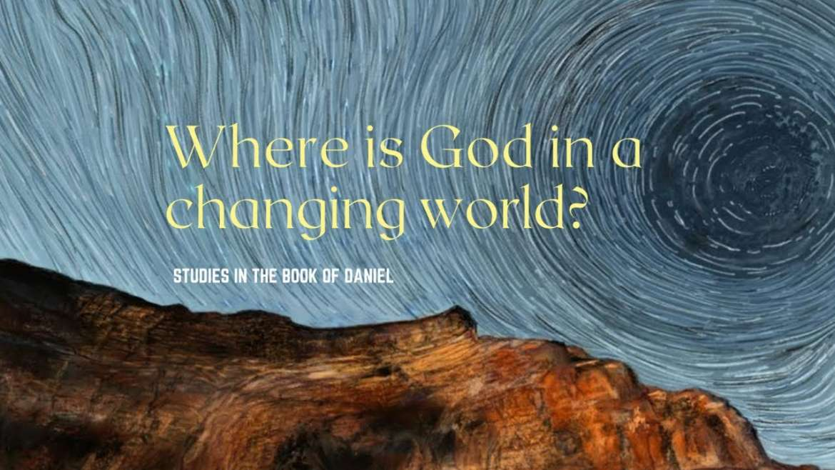 John Percival – Where is God in a Changing World? The God Who Reveals