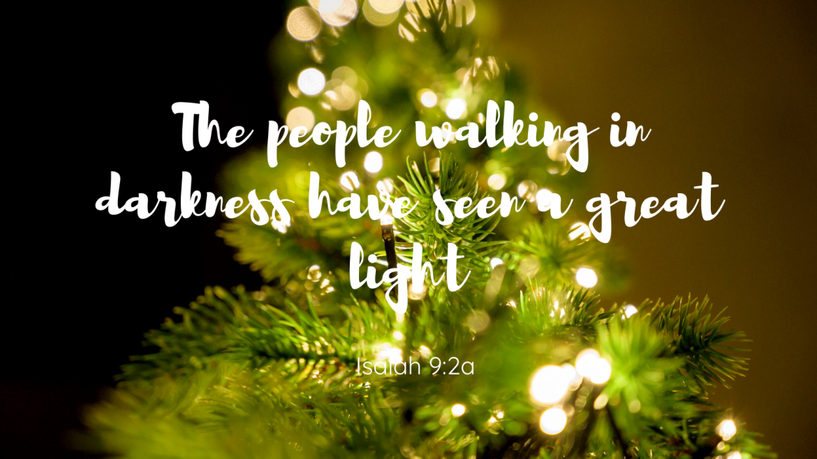 Heewoo Han – Why Christmas? Because Jesus is the Light!